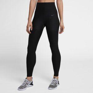 Nike Dri-Fit High Rise Seamless Black Tights